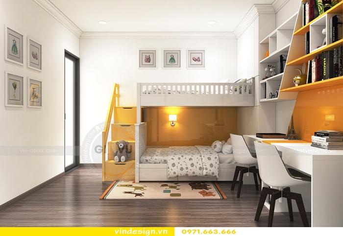 thiết kế nội thất vinhomes Gardenia Cầu Diễn 08