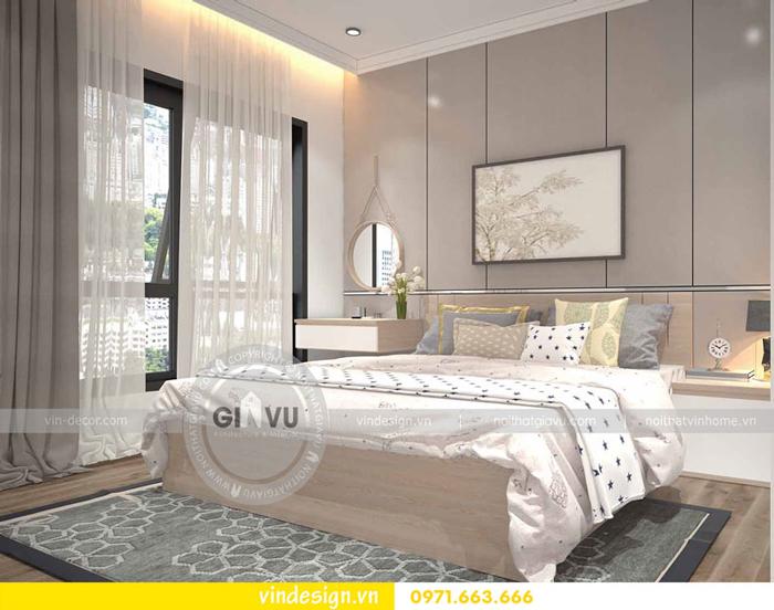 thiết kế phòng ngủ đẹp vinhomes d capitale 10