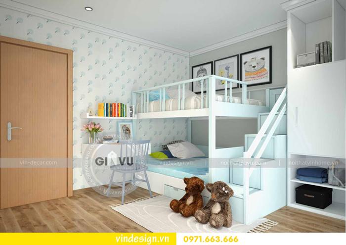 thiết kế phòng ngủ đẹp vinhomes d capitale 11