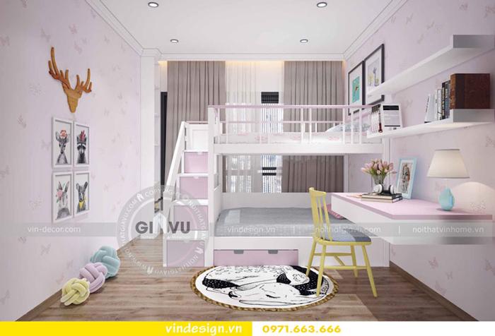 thiết kế phòng ngủ đẹp vinhomes d capitale 12