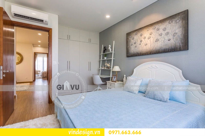 thiết kế phòng ngủ đẹp vinhomes d capitale 13