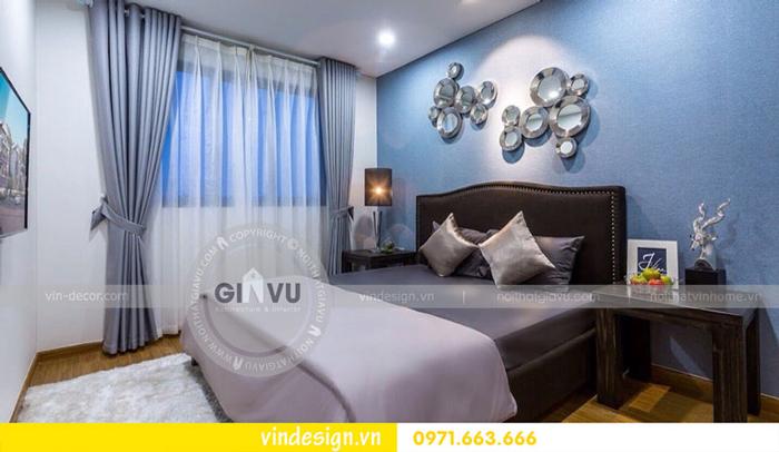 thiết kế phòng ngủ đẹp vinhomes d capitale 14