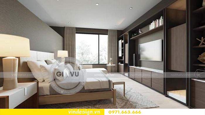 thiết kế phòng ngủ đẹp vinhomes d capitale 18