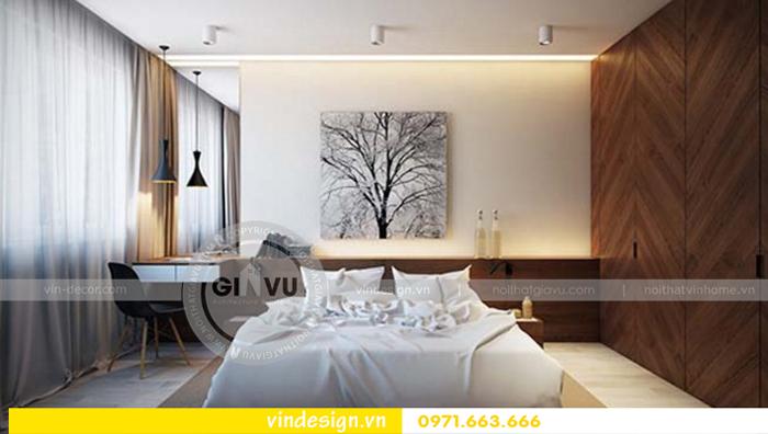 thiết kế phòng ngủ đẹp vinhomes d capitale 20
