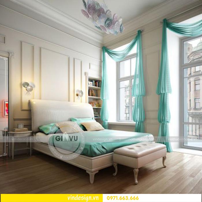 thiết kế phòng ngủ đẹp vinhomes d capitale 27