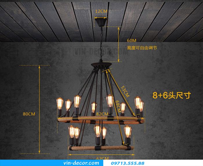 địa chỉ bán đèn trang trí - đèn decor - call 0971355588 27
