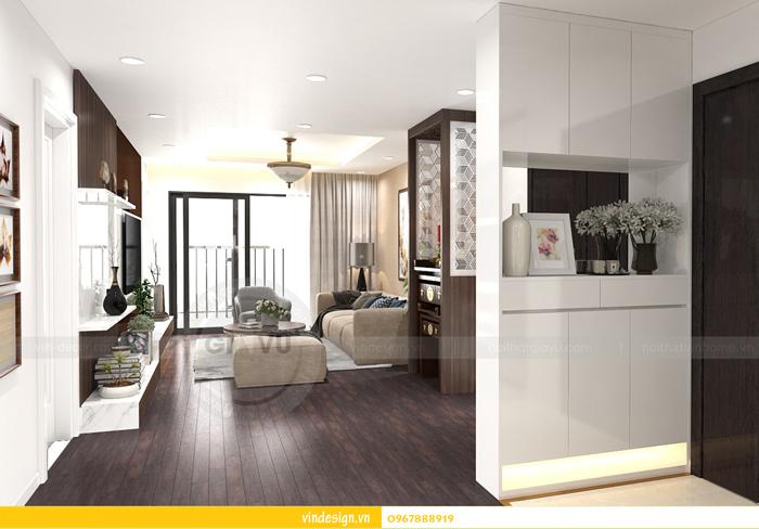 thiết kế nội thất chung cư imperia garden 02