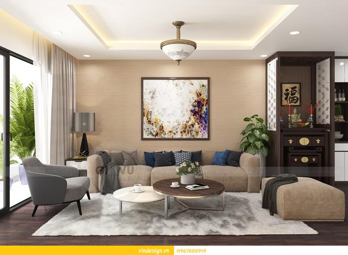 thiết kế nội thất chung cư imperia garden 03