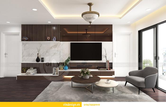 thiết kế nội thất chung cư imperia garden 04
