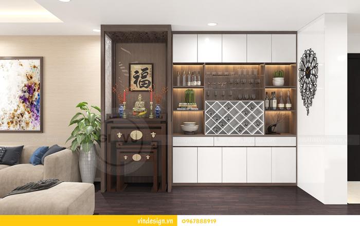 thiết kế nội thất chung cư imperia garden 06