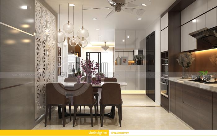 thiết kế nội thất chung cư imperia garden 07