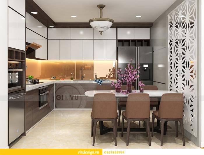 thiết kế nội thất chung cư imperia garden 08