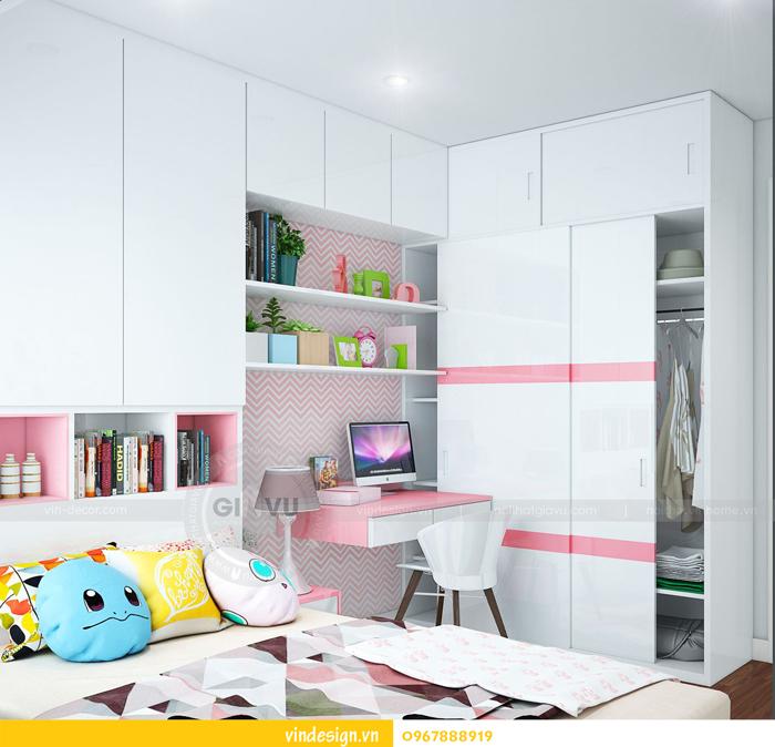 thiết kế nội thất chung cư imperia garden 11