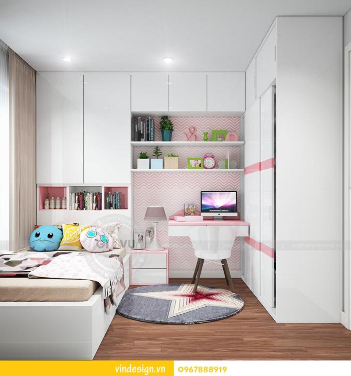 thiết kế nội thất chung cư imperia garden 13
