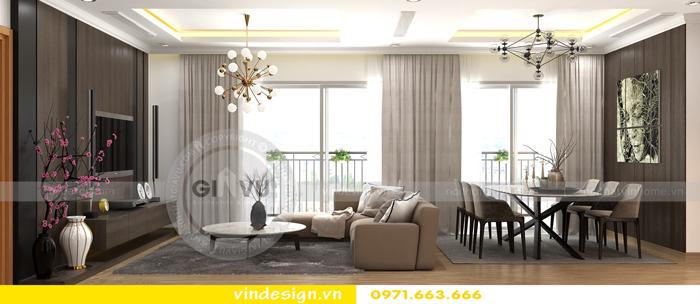 thiết kế nội thất Park 9 căn 12a Call 0971663666 06