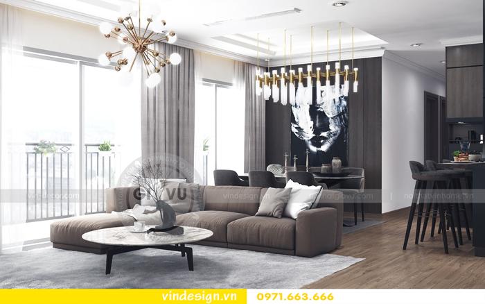 thiết kế nội thất Park 9 căn 12a Call 0971663666 07