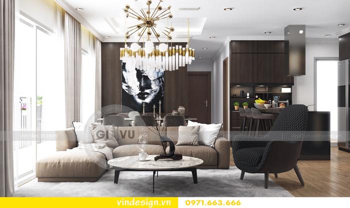 thiết kế nội thất Park 9 căn 12a Call 0971663666 08