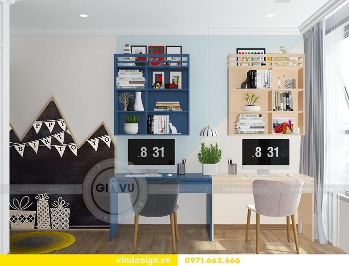 thiết kế nội thất Park 9 Times City hiện đại sang trọng 15