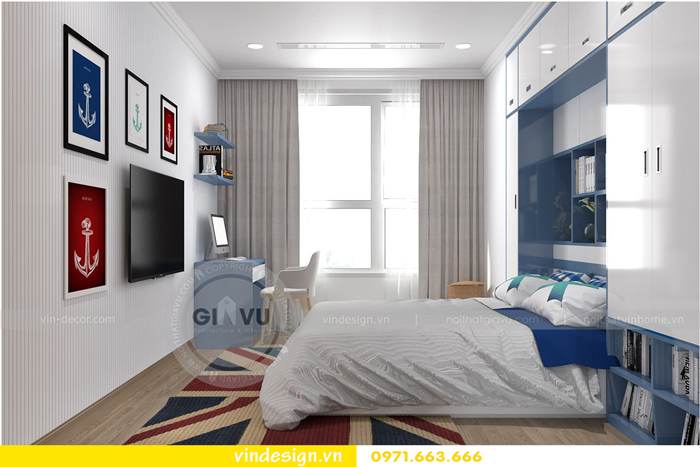 thiết kế nội thất park hill premium nhà anh tường park 10 17