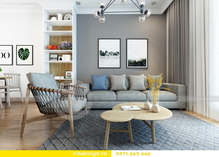 Thiết kế nội thất Park Hill Premium nhà chị Thúy Park 10 05
