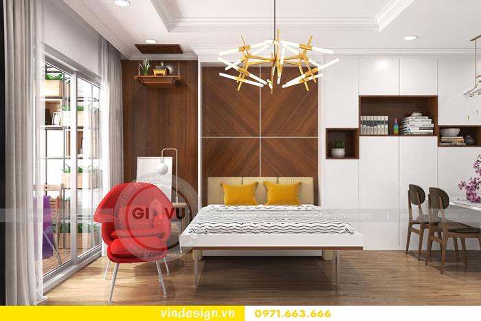 Thiết kế căn hộ Park Hill nhà chị Tuyền 07