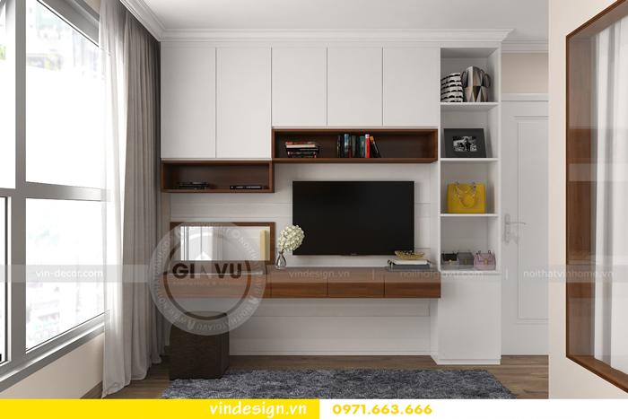 Thiết kế căn hộ Park Hill nhà chị Tuyền 10
