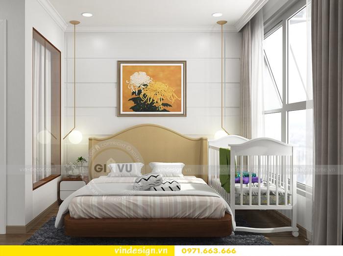 Thiết kế căn hộ Park Hill nhà chị Tuyền 11