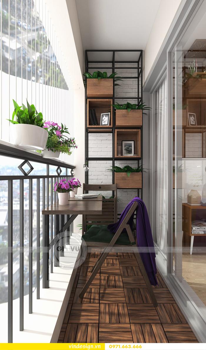 Thiết kế căn hộ Park Hill nhà chị Tuyền 12