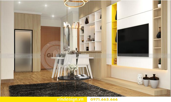 Thiết kế nội thất Park Hill 9 căn 06 nhà chị Thảo 03
