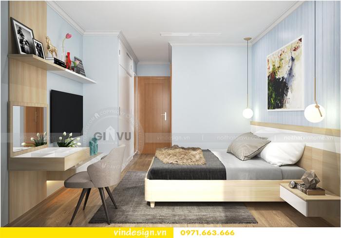 Thiết kế nội thất Park Hill 9 căn 06 nhà chị Thảo 07