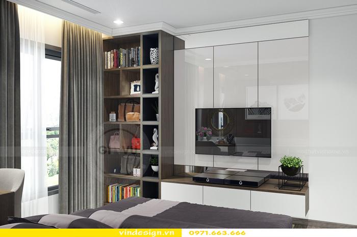 Thiết kế thi công nội thất Park Hill 11 căn 3 phòng ngủ đẹp 10
