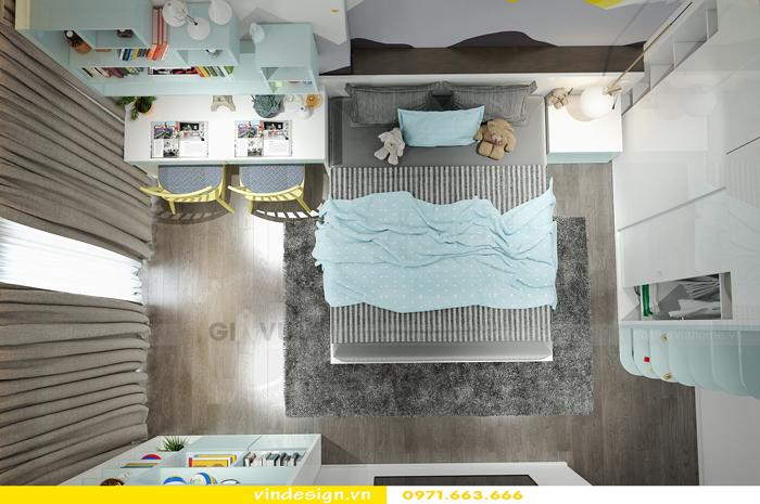 Thiết kế thi công nội thất Park Hill 11 căn 3 phòng ngủ đẹp 14