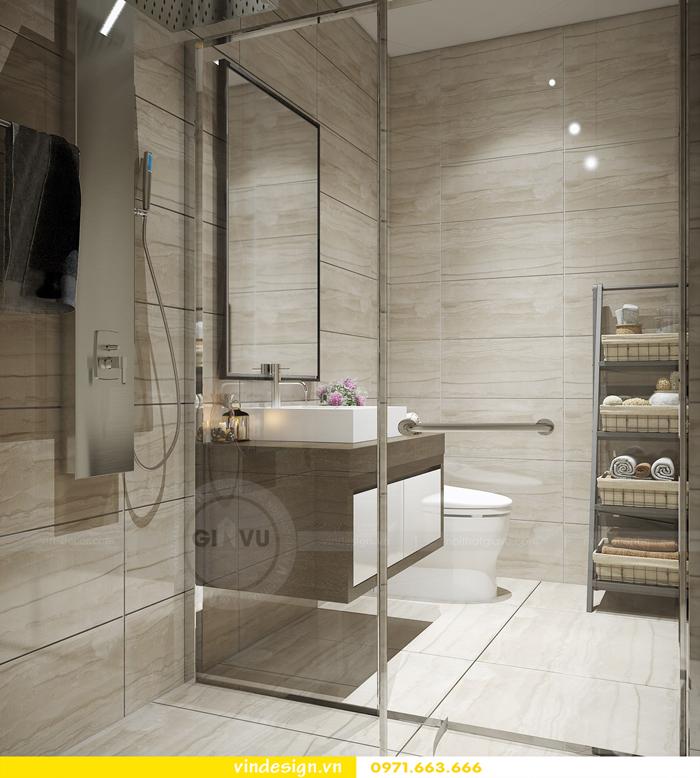Thiết kế thi công nội thất Park Hill 11 căn 3 phòng ngủ đẹp 18