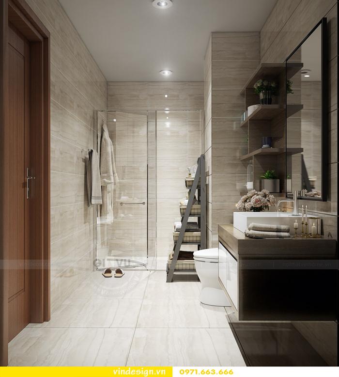Thiết kế thi công nội thất Park Hill 11 căn 3 phòng ngủ đẹp 21