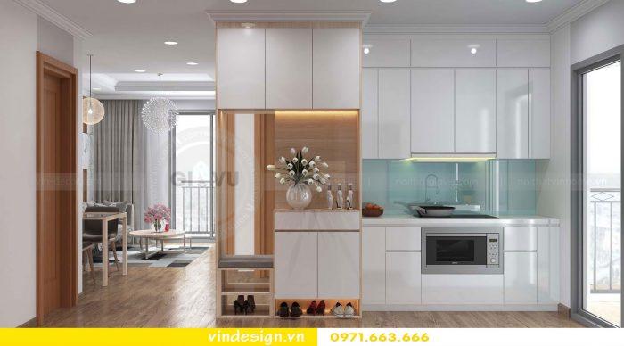 Thiết kế nội thất căn 01 tòa A1 chung cư gardenia 04