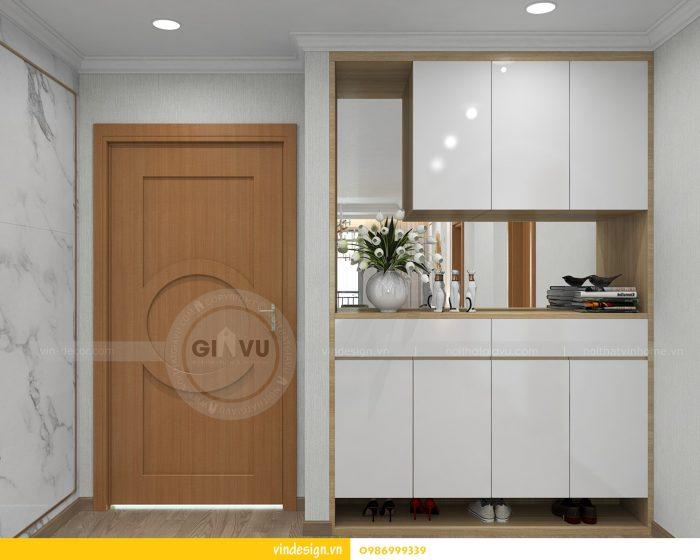 Thiết kế nội thất căn 02 tòa A1 chung cư Gardenia 3 ngủ 05