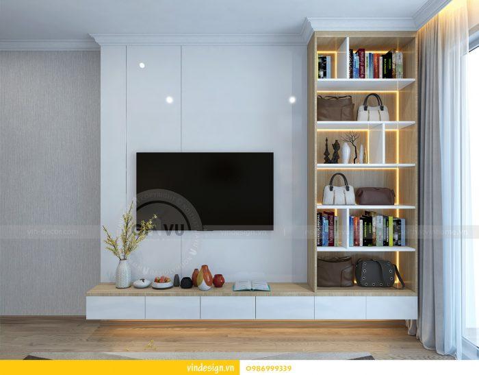 Thiết kế nội thất căn 02 tòa A1 chung cư Gardenia 3 ngủ 11