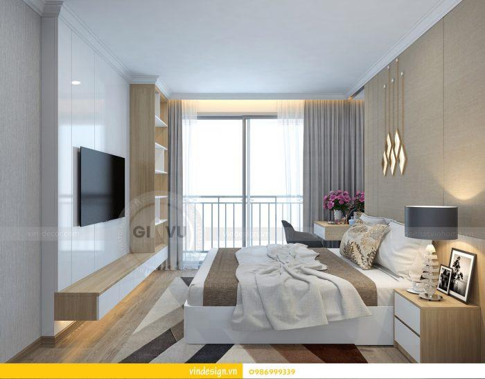 Thiết kế nội thất căn 02 tòa A1 chung cư Gardenia 3 ngủ 13