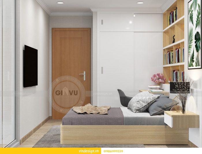Thiết kế nội thất căn 02 tòa A1 chung cư Gardenia 3 ngủ 14