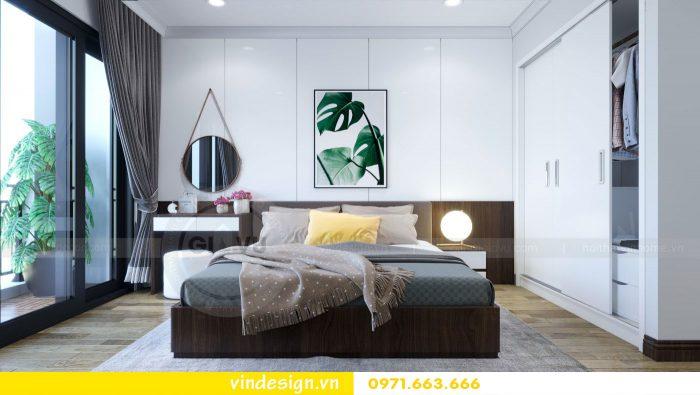 thiết kế nội thất căn 09 tòa A2 chung cư Gardenia 08