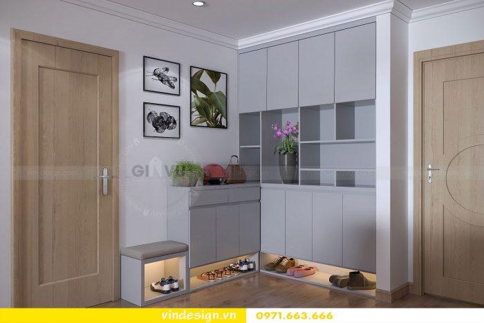 Thiết kế nội thất căn 10 tòa A1 chung cư gardenia 04