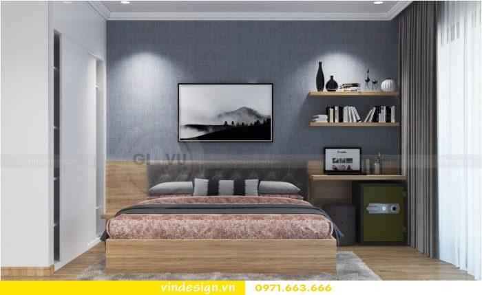 Thiết kế nội thất căn 10 tòa A1 chung cư gardenia 07