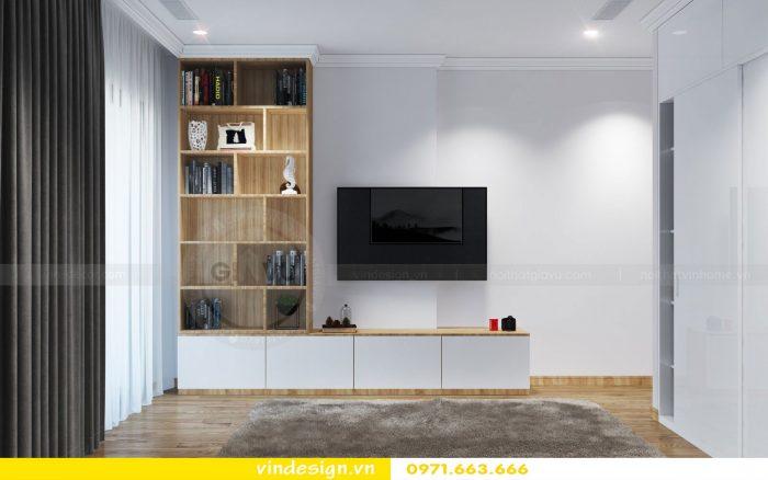Thiết kế nội thất căn 10 tòa A1 chung cư gardenia 08