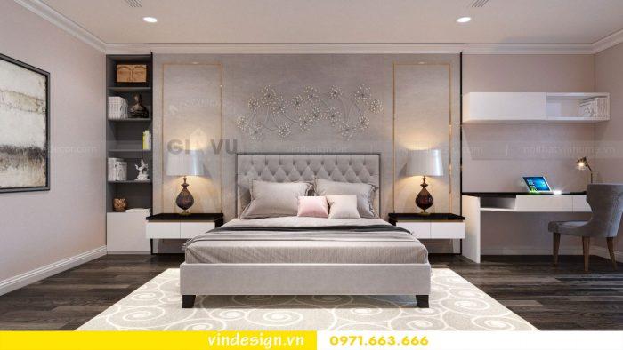 Thiết kế nội thất căn 11 tòa A2 chung cư Gardenia 08