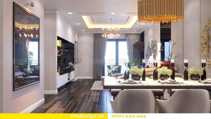 Thiết kế nội thất căn 11 tòa A2 chung cư Gardenia 04