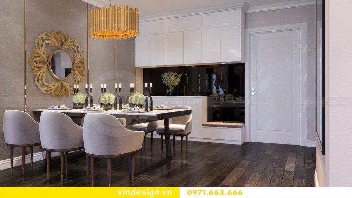 Thiết kế nội thất căn 11 tòa A2 chung cư Gardenia 05