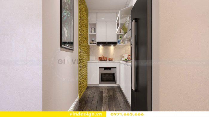 Thiết kế nội thất căn 11 tòa A2 chung cư Gardenia 07