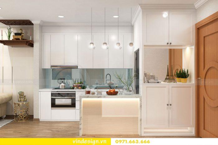 Thiết kế nội thất căn 12 tòa A2 chung cư gardenia 04
