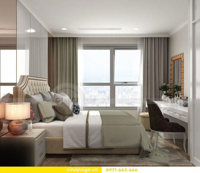 Thiết kế nội thất căn 12 tòa A2 chung cư gardenia 05