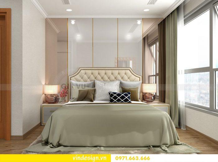 Thiết kế nội thất căn 12 tòa A2 chung cư gardenia 06